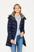 Esprit: Winterjacket, navy