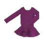 Gugguu: Tricot Dress, Purple