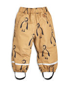 Mini Rodini: Edelweiss Low Trousers, Brown