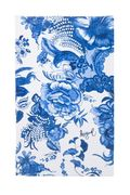 Desigual: Beach towel Think In Blue