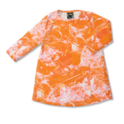 Vimma: Kids Tunic, Glitterheaven Orange