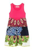 Desigual: KAMPALA -Dress, Fucsia
