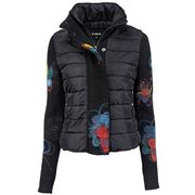 Desigual: Coat Bernard, black