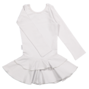 Gugguu: Frilladress, White grey