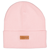 Gugguu: Basic Knitted Beanie, Soft Rose