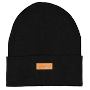 Gugguu: Basic Knitted Beanie, Black