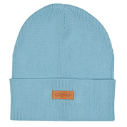 Gugguu: Basic Knitted Beanie, Sea Blue