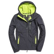 Superdry: Hooded windtrekker jacket