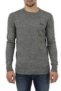 Superdry: Orange Label Crew, Oyster Grey Grit