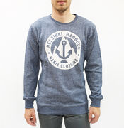Makia: Harbour Sweatshirt, A Blue