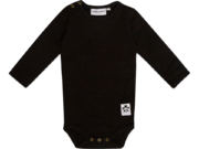 Mini Rodini: Basic LS Body, Black