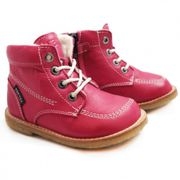 ArautoRap: Pink leather, shoes (wool, RAP-TEX)