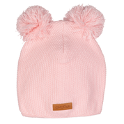 Gugguu: Double Tuft Beanie, Soft Rose