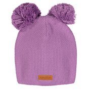 Gugguu: Double Tuft Beanie, Violet