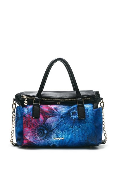 Desigual: Loverty Carlin handbag, blue
