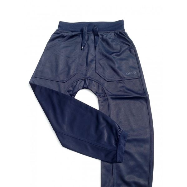 D-Xel: Rinko, Harem Sweatpants, Dark Blue