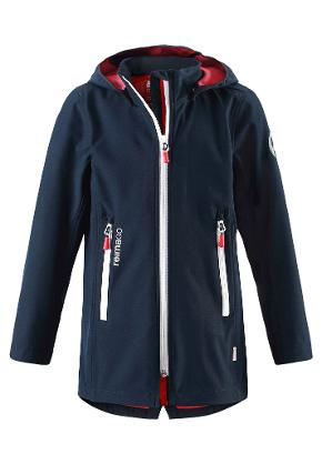 Reima: Softshell Jacket, Haven, Navy