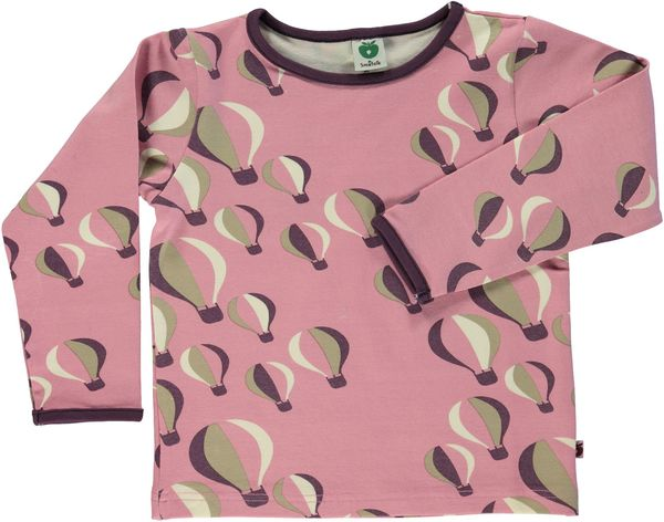 Småfolk: Air Ballon Shirt, Blush