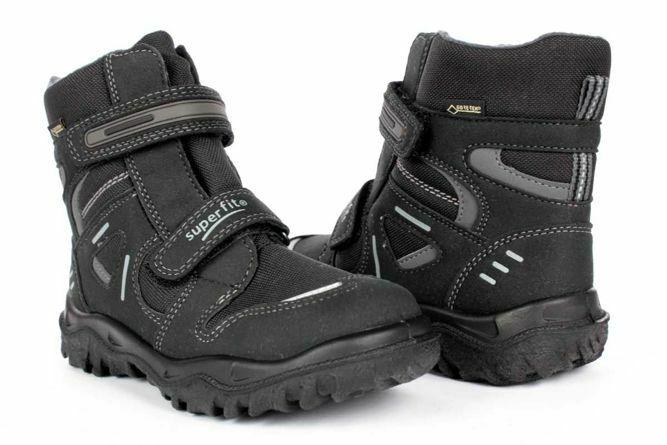 the latest d5b43 db069 Superfit: Husky 2 Gore-Tex Boots, black