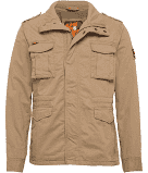 Superdry Classic Rookie jacket, Desert sand