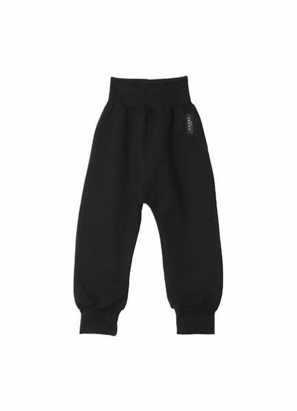 AARREKID: Baggy pants, Black