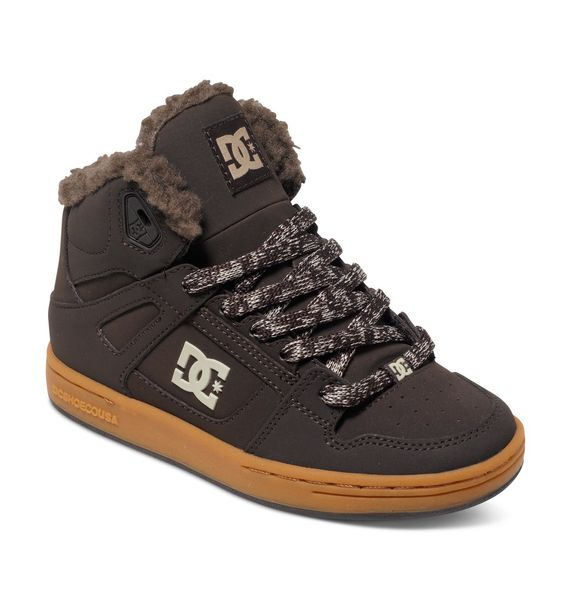 DC: Winter shoes, brown