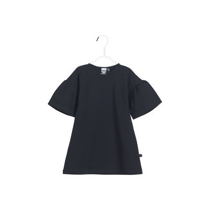 Papu: Kids Frill sleeve dress