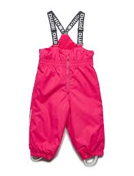 Reima: Toddlers' winter trousers Matias, Raspberry pink